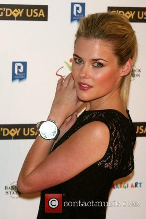 Rachael Taylor G'Day USA: Australia Week 2008 benefit for Wildlife Warriors at Jazz at Lincoln Center - Arrivals New York...