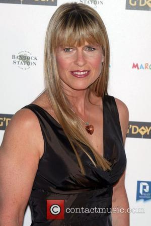 Terri Irwin G'Day USA: Australia Week 2008 benefit for Wildlife Warriors at Jazz at Lincoln Center - Arrivals New York...
