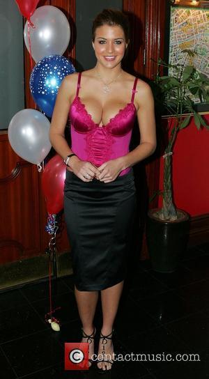 Gemma Atkinson and Las Vegas