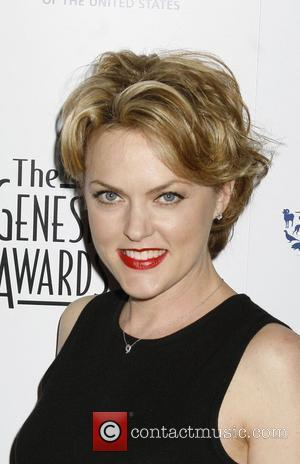 Elaine Hendrix and Genesis