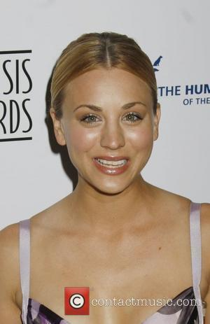 Kaley Cuoco The 22nd Annual Genesis Awards held at the Beverly Hills Hotel Los Angeles, California - 29.03.08