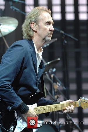 Mike Rutherford of Genesis performs live in concert at Madison Square Garden New York City, USA - 25.09.07