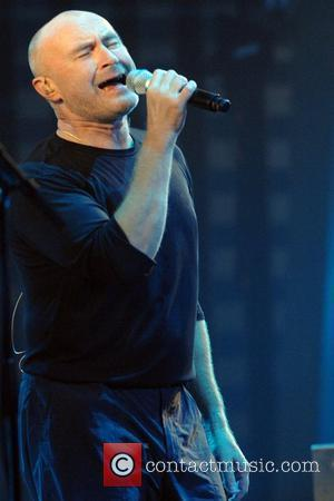 Madison Square Garden, Phil Collins