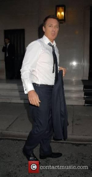 Martin Kemp,  leaving George Michael's 44th birthday party held at the Berkeley Hotel London, England - 25 .06.07