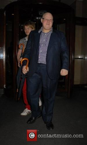 Matt Lucas,  leaving George Michael's 44th birthday party held at the Berkeley Hotel London, England - 25 .06.07