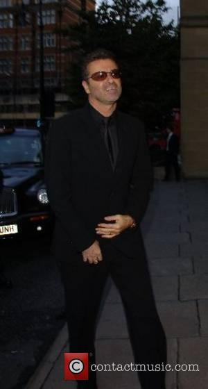 George Michael Supports Winehouse
