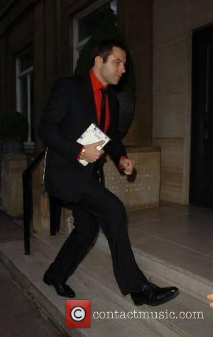 David Walliams,  leaving George Michael's 44th birthday party held at the Berkeley Hotel London, England - 25 .06.07