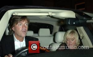 Richard Madeley and Judy Finnigan leaving George Michael's 44th birthday party held at the Berkeley Hotel London, England - 25...