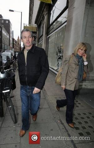 Football Manager George Burley Shopping Outside Selfridges