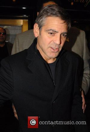 Clooney Stung By Flop Leatherheads
