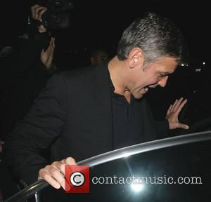 Clooney Quits Partying