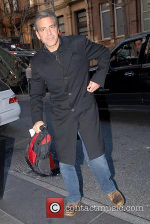 Clooney Unfazed By Everett Jibes