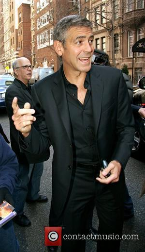 Clooney And Pfeiffer Fight Over Famed Bet