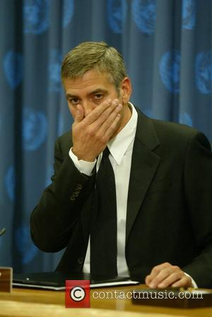 Clooney Takes Up Political Baton