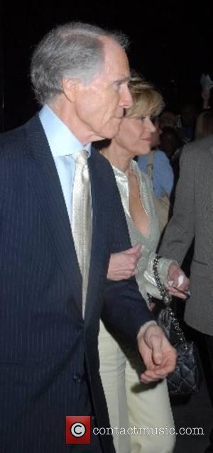 Ted Turner and Jane Fonda New York film premiere of 'Georgia Rule' held at Ziegfeld Theatre - Departures New York...
