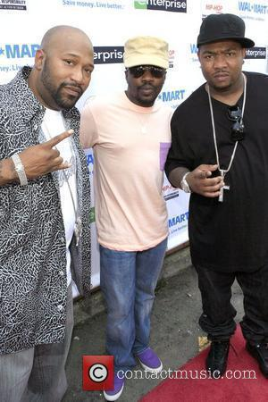 Bun B, Anthony Hamilton