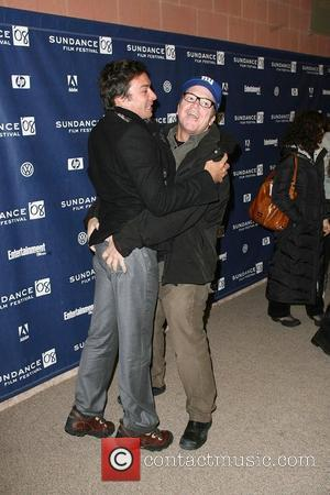 Jimmy Fallon and Tom Arnold