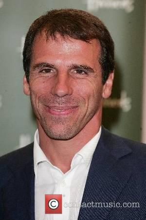 Sardinian football player Gianfranco Zola  attending a photocall at Harrods to celebrate the store's Sardinia promotion London, England -...