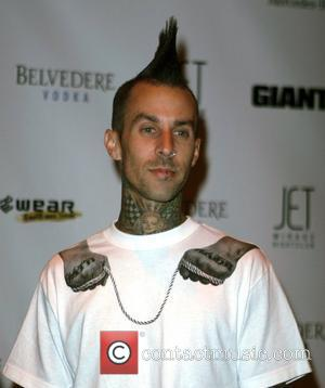 Travis Barker and Las Vegas
