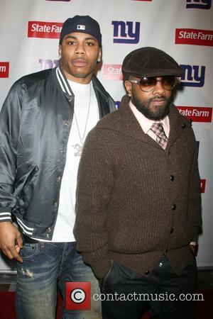 Nelly and Jermaine Dupri