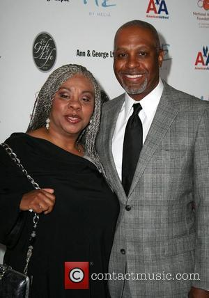 James Pickens Jr. and wife Gina Pickens 29th Annual 'The Gift of Life' Gala at Century Plaza Hotel Los Angeles,...