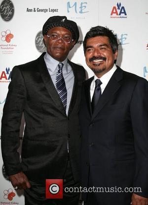 Samuel L Jackson and George Lopez