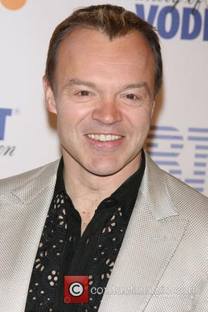 Graham Norton and New York Marriott Marquis