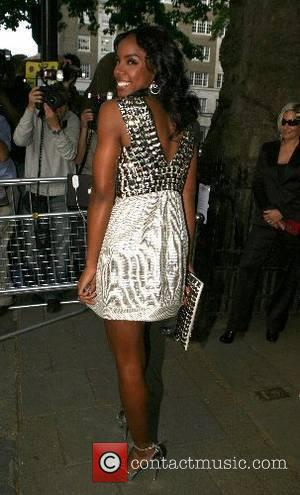 Kelly Rowland, Glamour Women Of The Year Awards, Berkeley Square Gardens