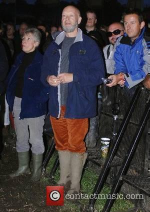 Eavis: 'Glastonbury Is Too Big For U2'