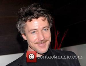 Aidan Gillen Opening night of Glengarry Glen Ross at the Apollo Theatre and the after party celebration held at The...