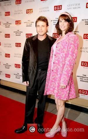 Alexandra Paul and guest The 2007 International Gay Film Awards 'The Glitter Awards' at Studio Plaza Los Angeles , California...