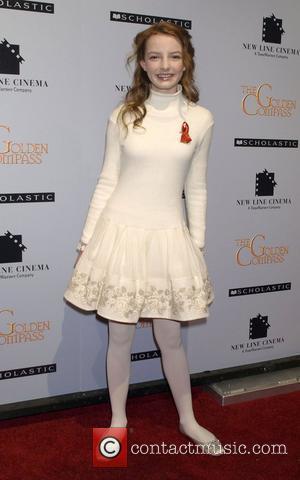 Dakota Blue Richards  at the New York premiere of