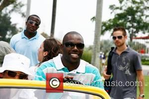 Terrell Owens, Dj Irie Celebrity Golf Tournament