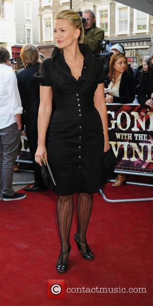 Natasha Henstridge and Gone With The Wind