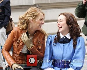 Blake Lively, Leighton Meester and Metropolitan Museum Of Art