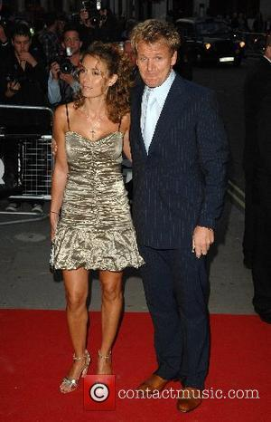 Tana Ramsay and Gordon Ramsay GQ Awards held at the Royal Opera House - Arrivals London, England - 04.09.07