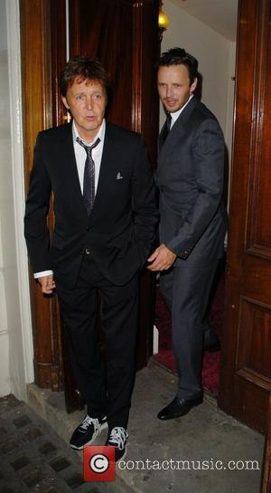Sir Paul McCartney and Paul McCartney