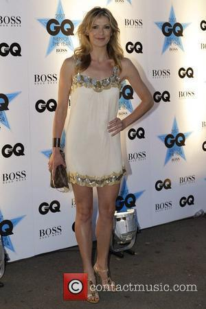 Laura Csortan GQ Magazine's Men of the Year Awards at Fox Studios Sydney, Australia - 20.11.07
