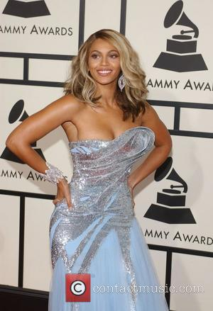 Beyonce Knowles The 50th Annual Grammy Awards held at the Staples Centre - Arrivals Los Angeles, California - 10.02.08