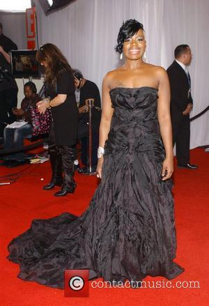 Fantasia The 50th Annual Grammy Awards held at the Staples Centre - Arrivals Los Angeles, California - 10.02.08