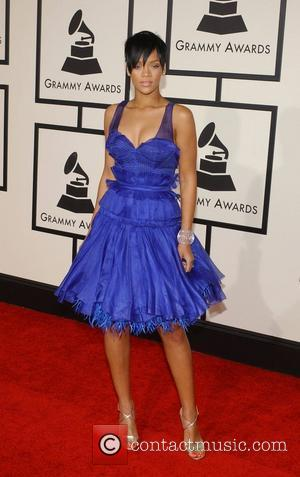 Rihanna, Grammy Awards, The 50th Grammy Awards and Grammy