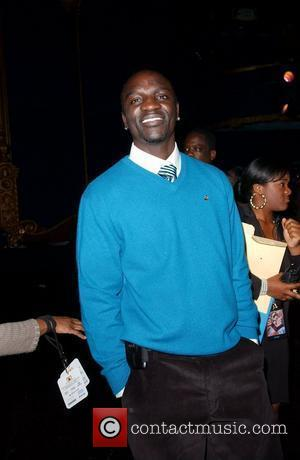 Akon Best Friends With President Wade
