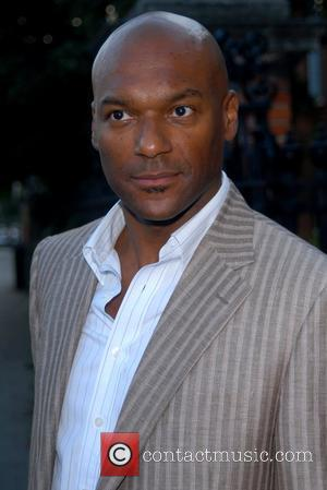 Colin Salmon Grazia O2X Awards held at the Sunbeam Studio - Arrivals London, England - 19.07.07