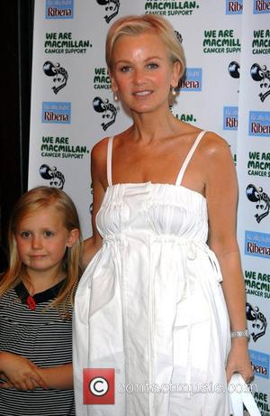 Lisa Maxwell and Guest Grease Charity Gala - Aftershow Update held at the Piccadilly Theatre - Arrivals London, England -...
