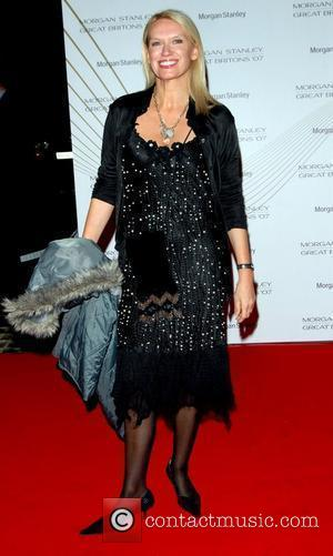 Anneka Rice Morgan Stanley 'Great Britons Awards' at Guildhall -- Arrivals  London, England - 31.01.08