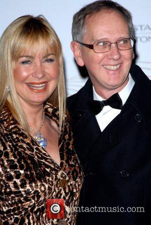 Sian Lloyd and Guest Morgan Stanley 'Great Britons Awards' at Guildhall -- Arrivals  London, England - 31.01.08