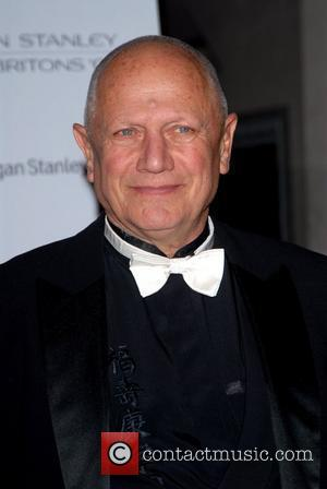 Steven Berkoff Morgan Stanley 'Great Britons Awards' at Guildhall -- Arrivals  London, England - 31.01.08