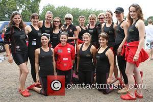 Sting and The Sisterhood Racing Team