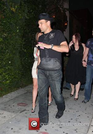 Vinnie Jones leaves the Green Door after watching Prince perform Los Angeles, California - 09.04.08