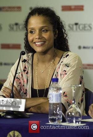 Sydney Tamiia Poitier Sitges Film Festival 2007 - Grindhouse - Press conference Barcelona, Spain - 12.10.07